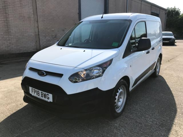 2018 Ford Transit Connect T200 L1 H1 1.5TDCI 75PS EURO 6 (FP18BWG) Image 2