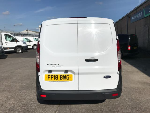 2018 Ford Transit Connect T200 L1 H1 1.5TDCI 75PS EURO 6 (FP18BWG) Image 18