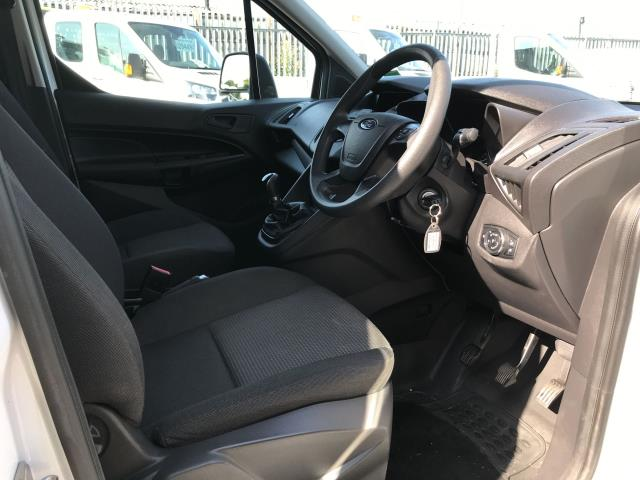 2018 Ford Transit Connect T200 L1 H1 1.5TDCI 75PS EURO 6 (FP18BWG) Image 15