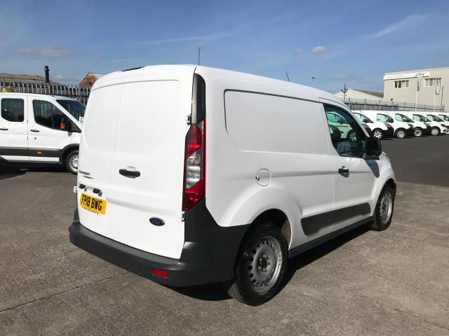 2018 Ford Transit Connect T200 L1 H1 1.5TDCI 75PS EURO 6 (FP18BWG) Image 3