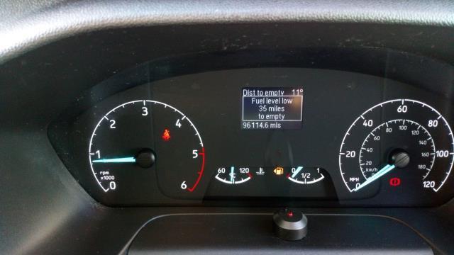 2018 Ford Transit Custom 2.0 Tdci 105Ps Low Roof Van (FP18BWK) Image 14