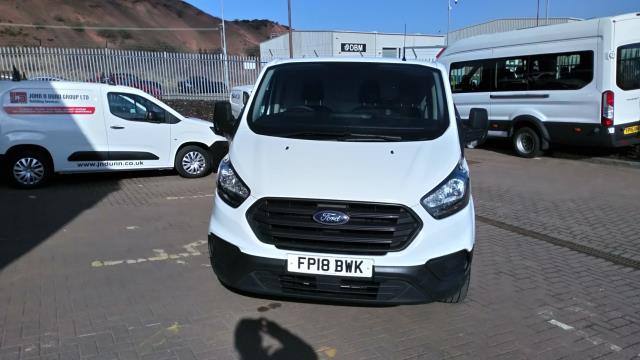 2018 Ford Transit Custom 2.0 Tdci 105Ps Low Roof Van (FP18BWK) Image 5