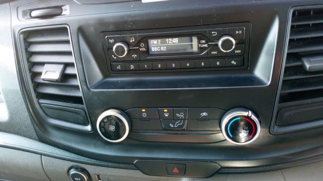 2018 Ford Transit Custom 2.0 Tdci 105Ps Low Roof Van (FP18BWK) Image 16