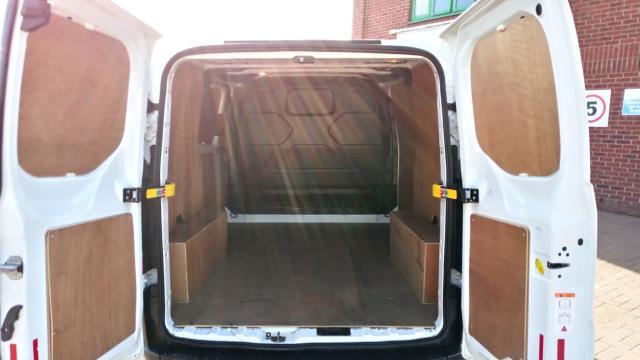 2018 Ford Transit Custom 2.0 Tdci 105Ps Low Roof Van (FP18BWK) Image 10