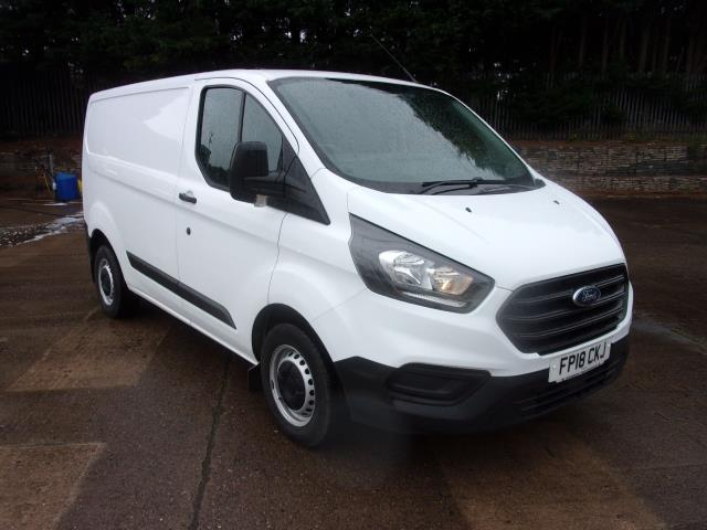 2018 Ford Transit Custom 300 L1 DIESEL FWD 2.0 TDCI 105PS LOW ROOF EURO 6 (FP18CKJ)