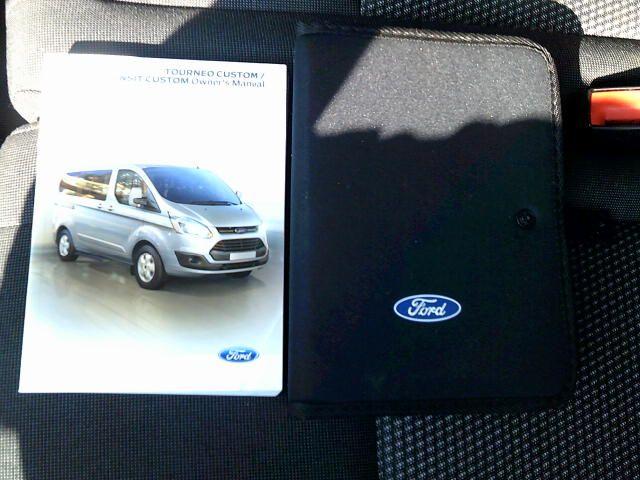 2018 Ford Transit Custom 290 2.0 Tdci 105Ps Low Roof Van (FP18CWE) Image 22