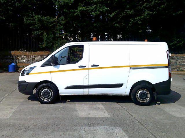 2018 Ford Transit Custom 290 2.0 Tdci 105Ps Low Roof Van (FP18CWE) Image 12