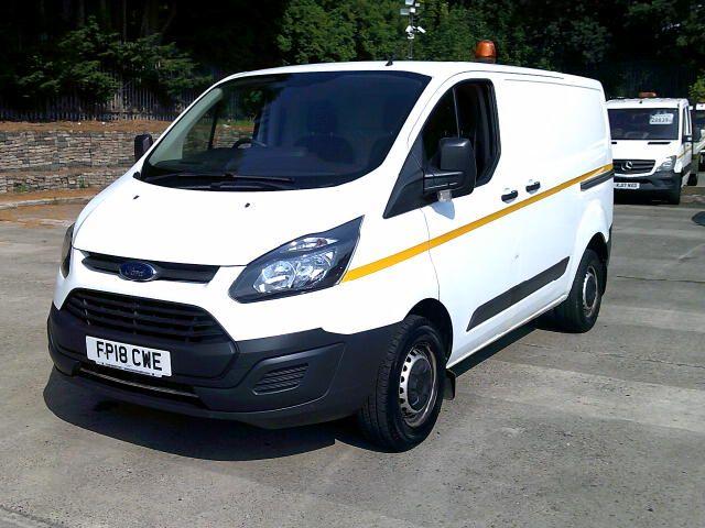 2018 Ford Transit Custom 290 2.0 Tdci 105Ps Low Roof Van (FP18CWE) Image 14