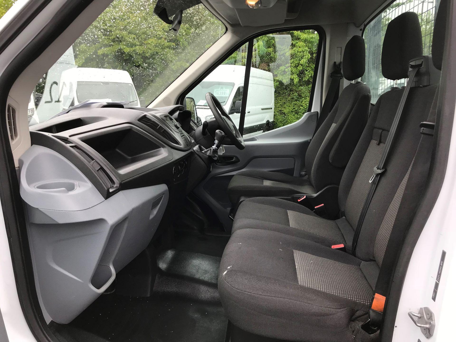 2015 Ford Transit  350 L2 SINGLE CAB TIPPER 100PS EURO 5 (FP65DHL) Image 12