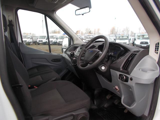 2015 Ford Transit  350 L2 SINGLE CAB TIPPER 100PS EURO 5 (FP65DJE) Image 18