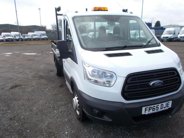 2015 Ford Transit  350 L2 SINGLE CAB TIPPER 100PS EURO 5 (FP65DJE)