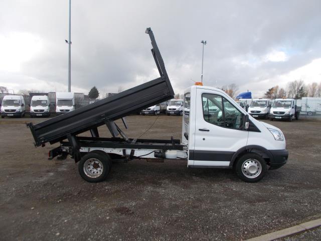 2015 Ford Transit  350 L2 SINGLE CAB TIPPER 100PS EURO 5 (FP65DJE) Image 10