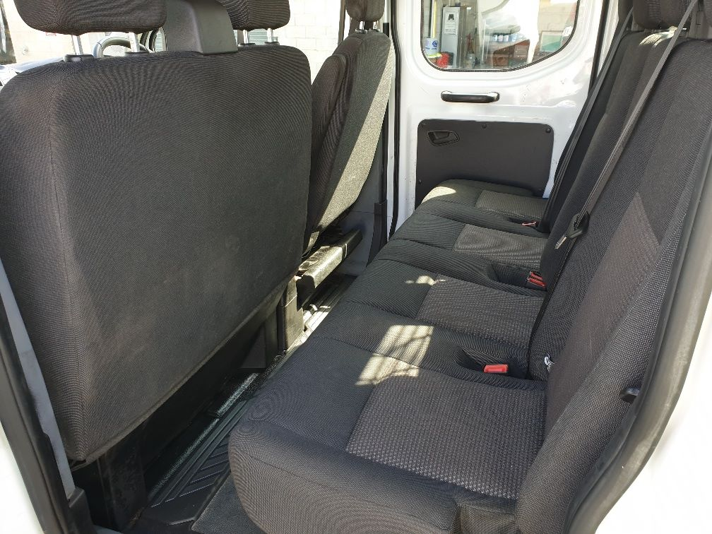 2015 Ford Transit 350 L3 DOUBLE CAB TIPPER 125PS EURO 5 *VALUE RANGE VEHICLE CONDITION REFLECTED IN PRICE*  (FP65DJX) Image 6
