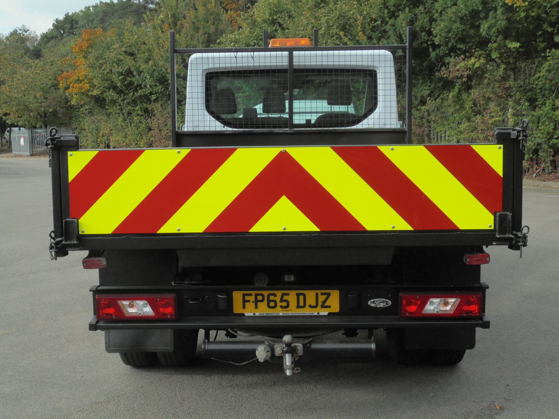2015 Ford Transit 2.2 Tdci 125Ps Chassis Cab Tipper (FP65DJZ) Image 7