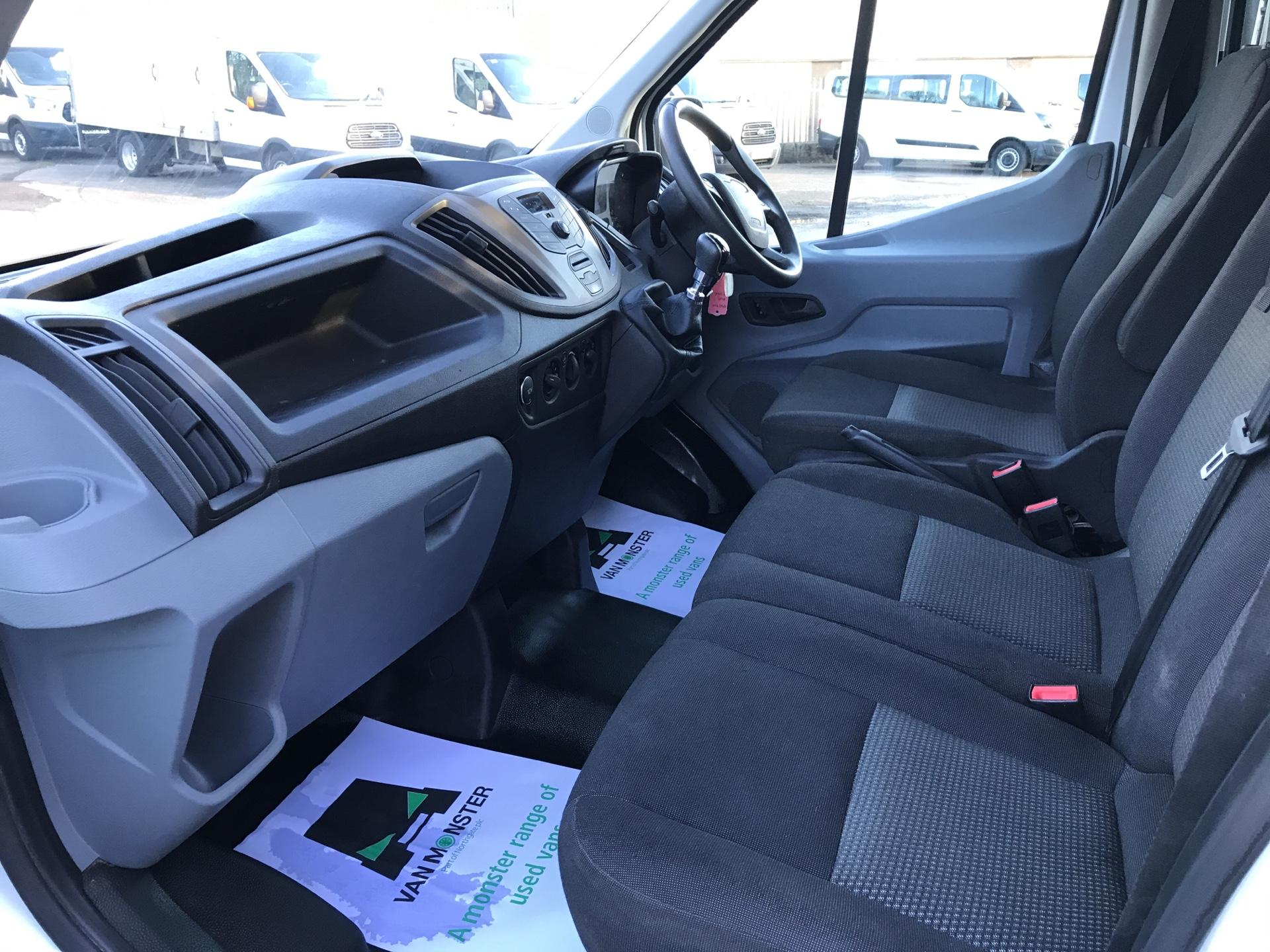 2016 Ford Transit 350 L3 DOUBLE CAB TIPPER 125PS EURO 5 (FP65DLK) Image 14