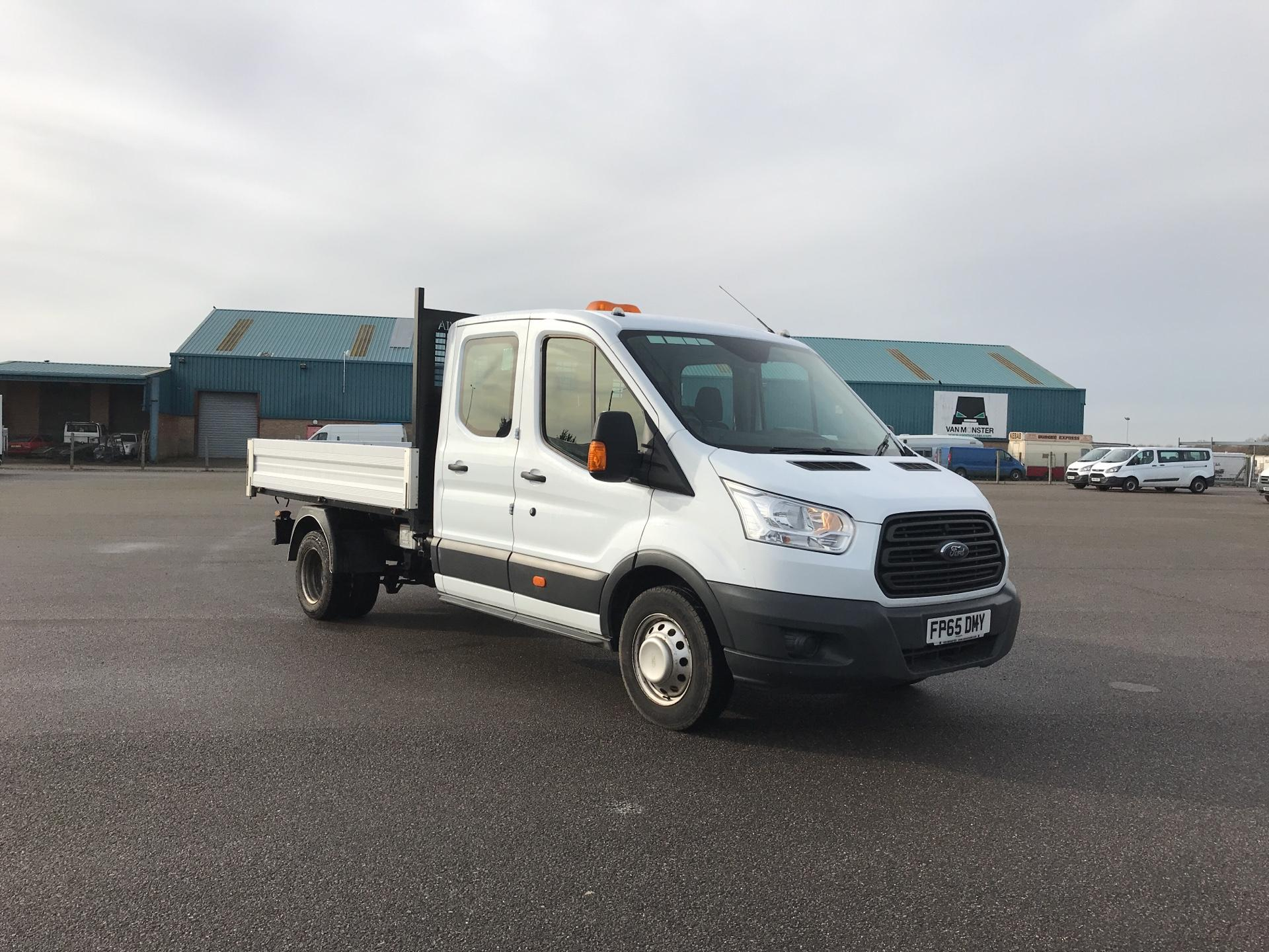 2016 Ford Transit 350 L3 DOUBLE CAB TIPPER 125PS EURO 5 (FP65DMY)