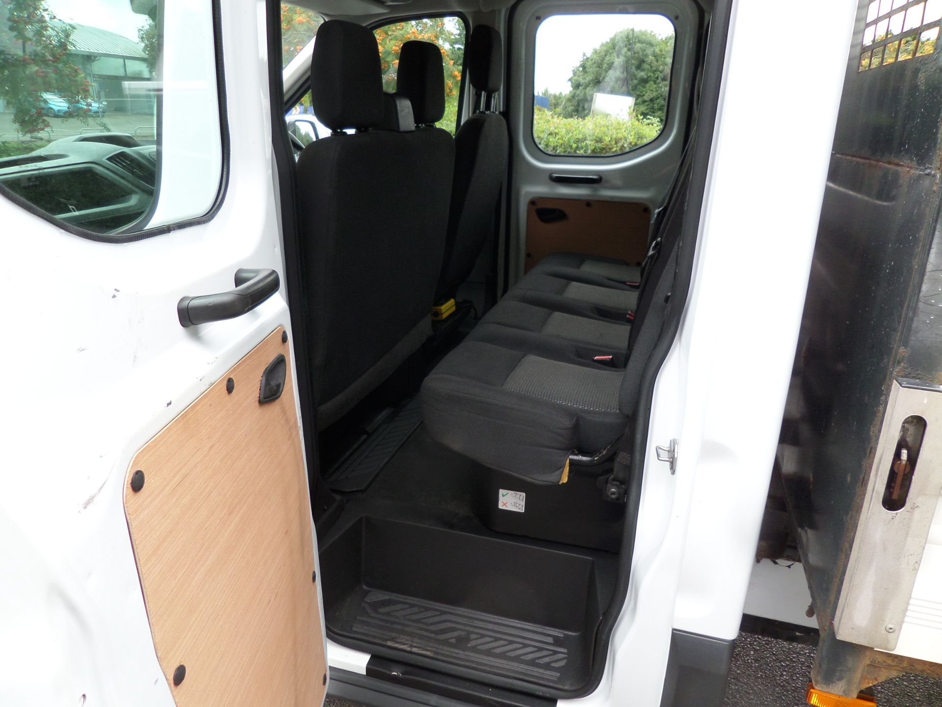 2018 Ford Transit 2.0 Tdci 130Ps Double Cab Tipper Euro 6 (FP67FCU) Image 8