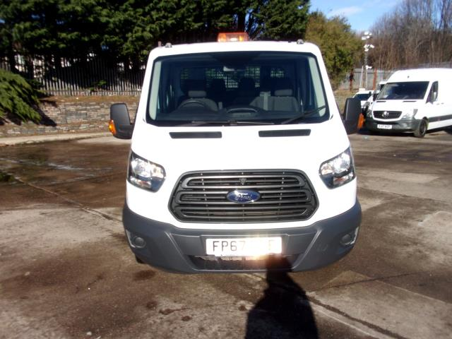 2018 Ford Transit 350 L3 2.0 Tdci 130Ps Double Cab Tipper  (FP67FEF) Image 15