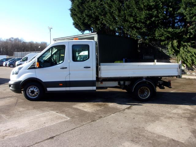 2018 Ford Transit 350 L3 2.0 Tdci 130Ps Double Cab Tipper  (FP67FEF) Image 12