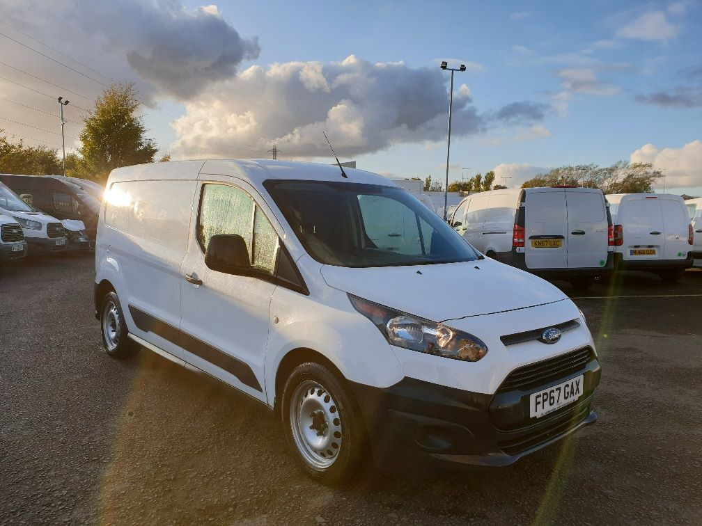 2017 Ford Transit Connect  290 1.5 TDCI 100PS EURO 6 (FP67GAX)