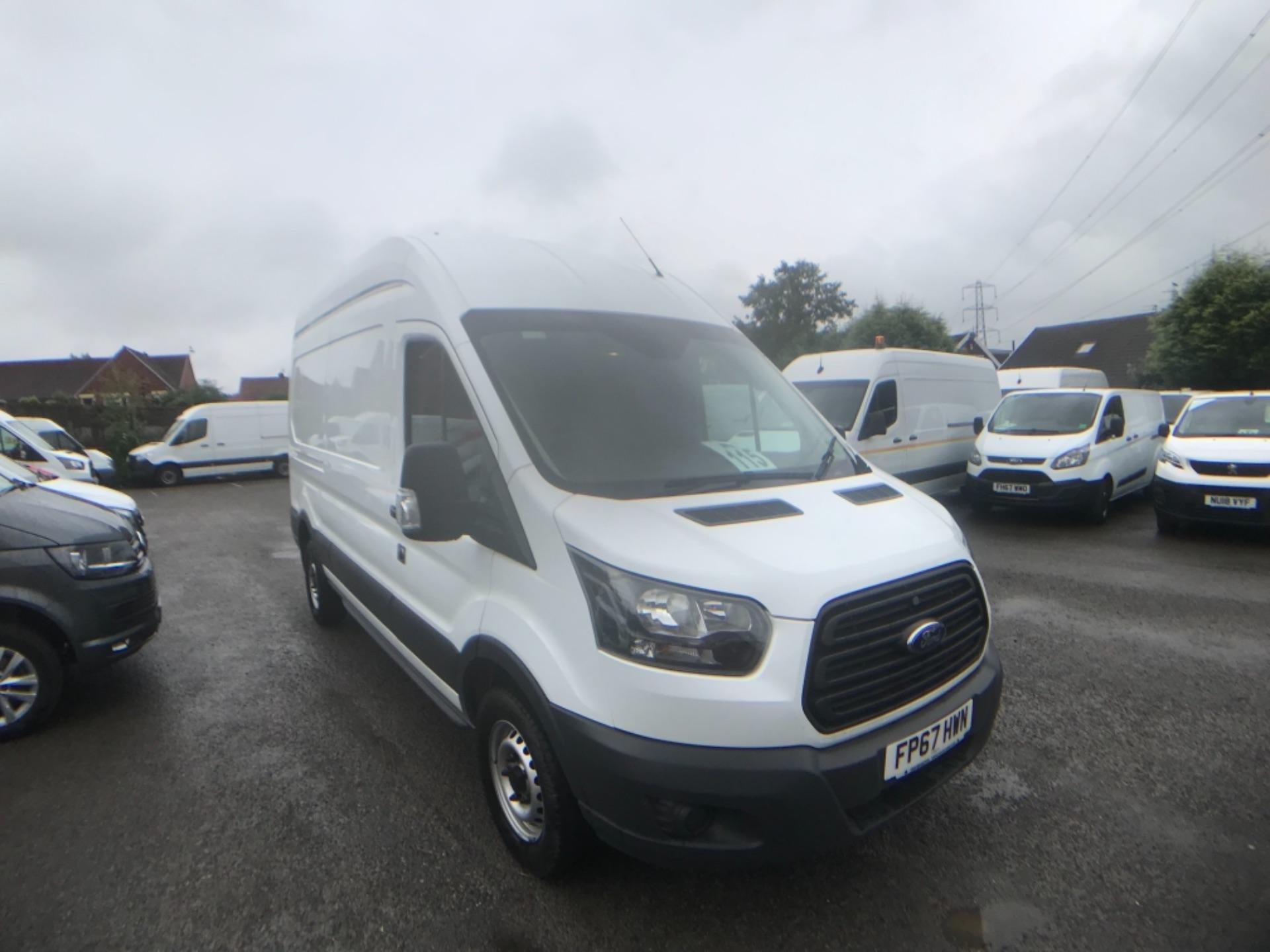 2017 Ford Transit 350  L3 H3 VAN 130PS EURO 6 (FP67HWN)