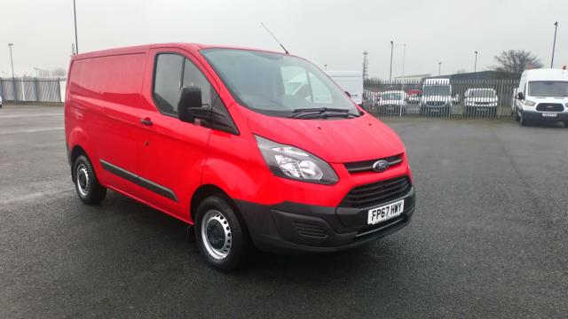 2017 Ford Transit Custom 2.0 Tdci 105Ps Low Roof Van (FP67HWY)