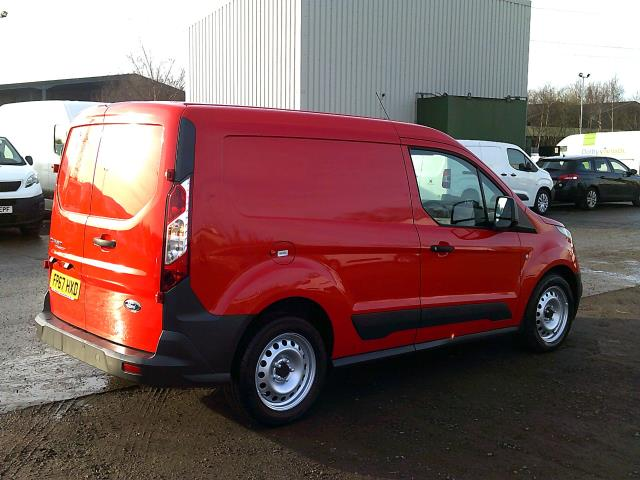 2018 Ford Transit Connect 220 L1 Diesel 1.5 TDCi 75PS Van EURO 6 (FP67HXD) Image 16