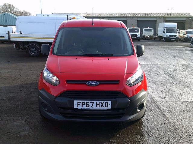 2018 Ford Transit Connect 220 L1 Diesel 1.5 TDCi 75PS Van EURO 6 (FP67HXD) Image 2