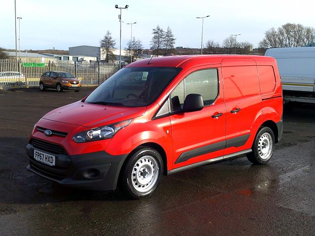 2018 Ford Transit Connect 220 L1 Diesel 1.5 TDCi 75PS Van EURO 6 (FP67HXD) Image 3