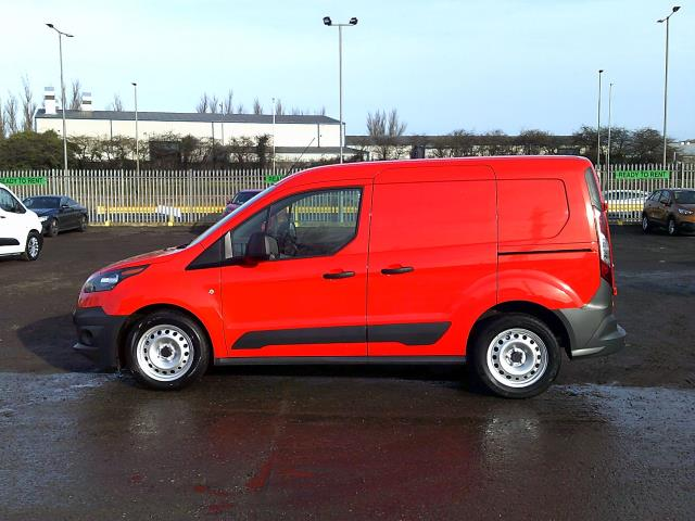 2018 Ford Transit Connect 220 L1 Diesel 1.5 TDCi 75PS Van EURO 6 (FP67HXD) Image 4