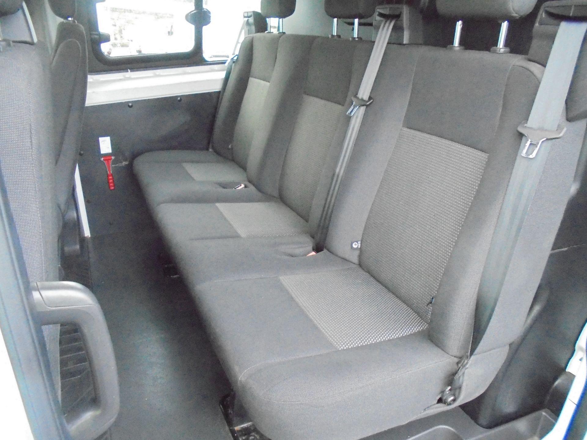 2017 Ford Transit Custom 2.0 Tdci 105Ps L1 H1 D/Cab Van (FP67HYH) Image 25