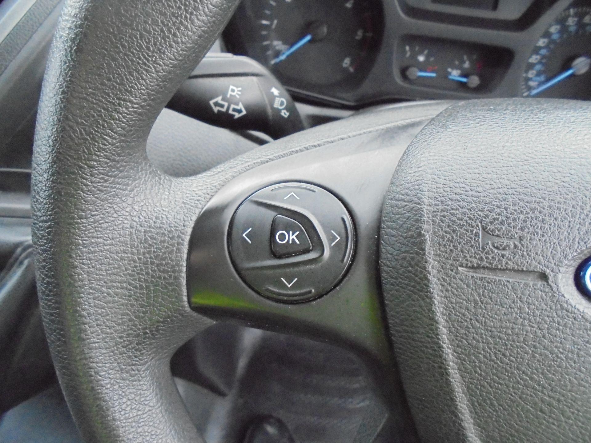 2017 Ford Transit Custom 2.0 Tdci 105Ps L1 H1 D/Cab Van (FP67HYH) Image 14