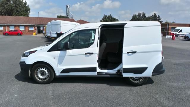 2017 Ford Transit Connect 1.5 Tdci 75Ps D/Cab Van (FP67HZF) Image 9