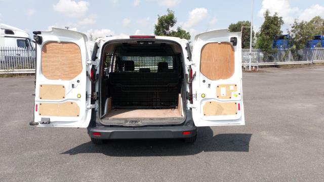 2017 Ford Transit Connect 1.5 Tdci 75Ps D/Cab Van (FP67HZF) Image 10