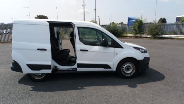 2017 Ford Transit Connect 1.5 Tdci 75Ps D/Cab Van (FP67HZF) Image 11
