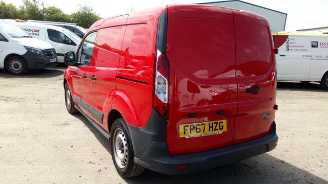 2018 Ford Transit Connect 1.5 Tdci 75Ps Van (FP67HZG) Image 5