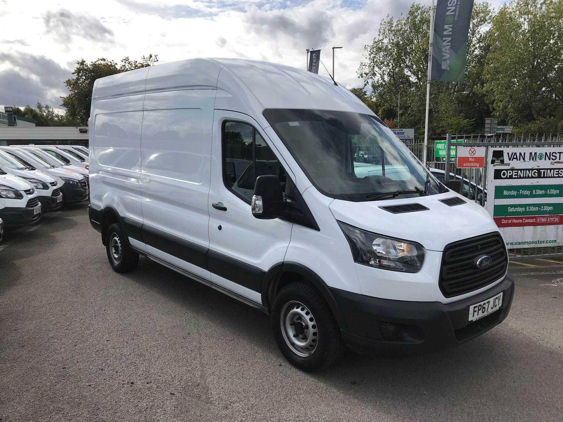 2017 Ford Transit 351 L3 H3 VAN 130PS EURO 6 (FP67JCY)