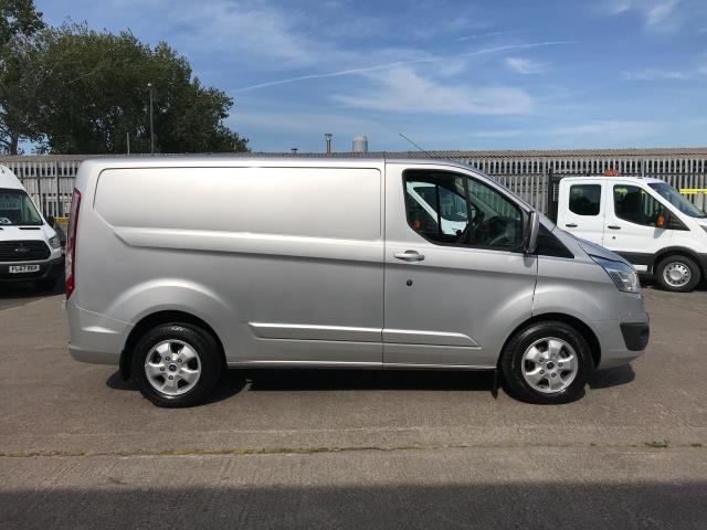 2017 Ford Transit Custom  290 L1 2.0TDCI 130PS LOW ROOF LIMITED EURO 6 (FP67JCZ) Image 5