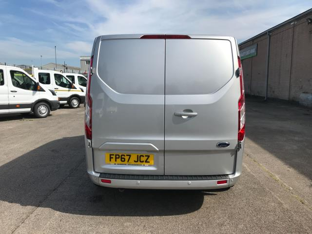 2017 Ford Transit Custom  290 L1 2.0TDCI 130PS LOW ROOF LIMITED EURO 6 (FP67JCZ) Image 23