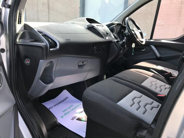 2017 Ford Transit Custom  290 L1 2.0TDCI 130PS LOW ROOF LIMITED EURO 6 (FP67JCZ) Image 21