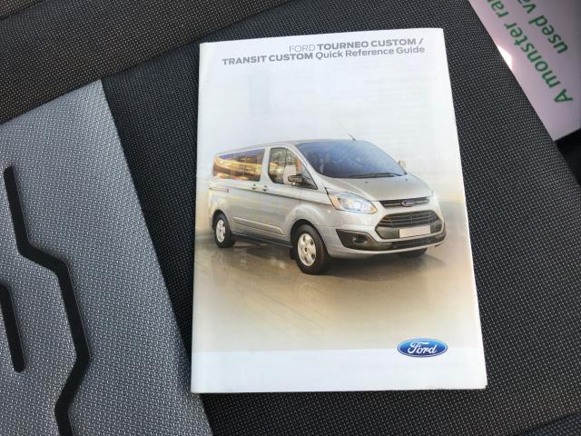 2017 Ford Transit Custom  290 L1 2.0TDCI 130PS LOW ROOF LIMITED EURO 6 (FP67JCZ) Image 33