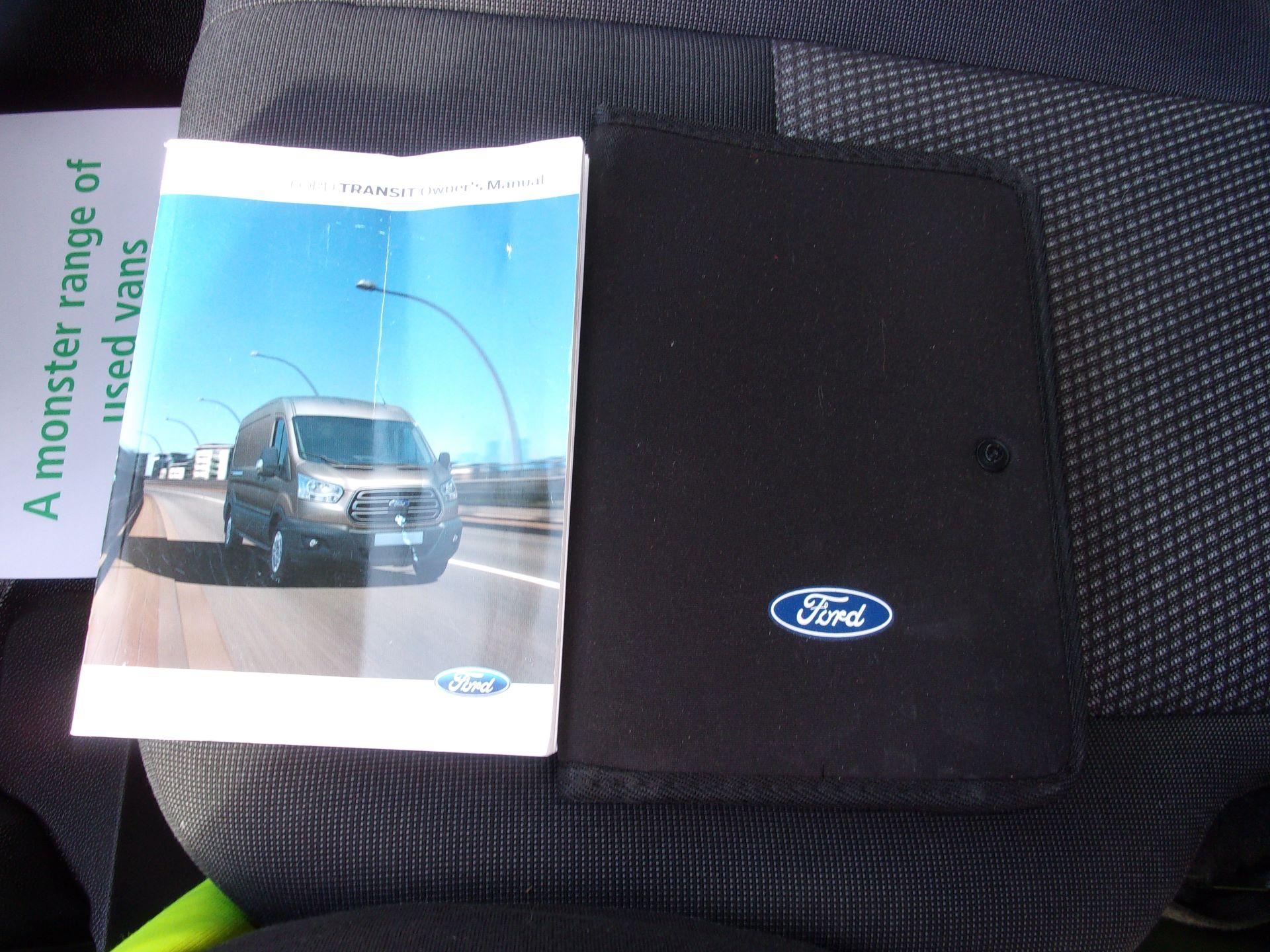 2017 Ford Transit 350 L3 H3 130PS VAN EURO 6 (FP67JDF) Image 23