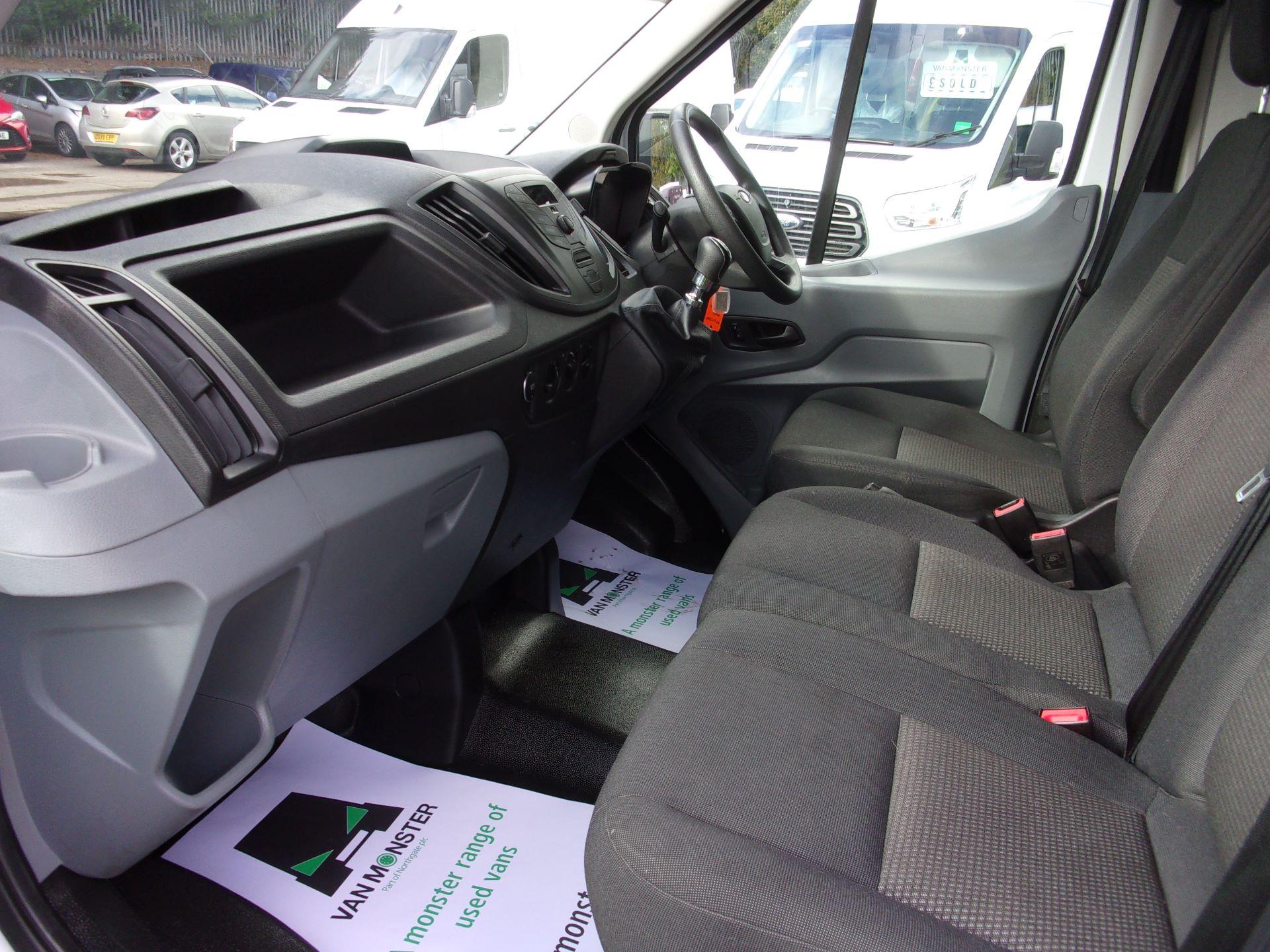 2017 Ford Transit 350 L3 H3 130PS VAN EURO 6 (FP67JDF) Image 13