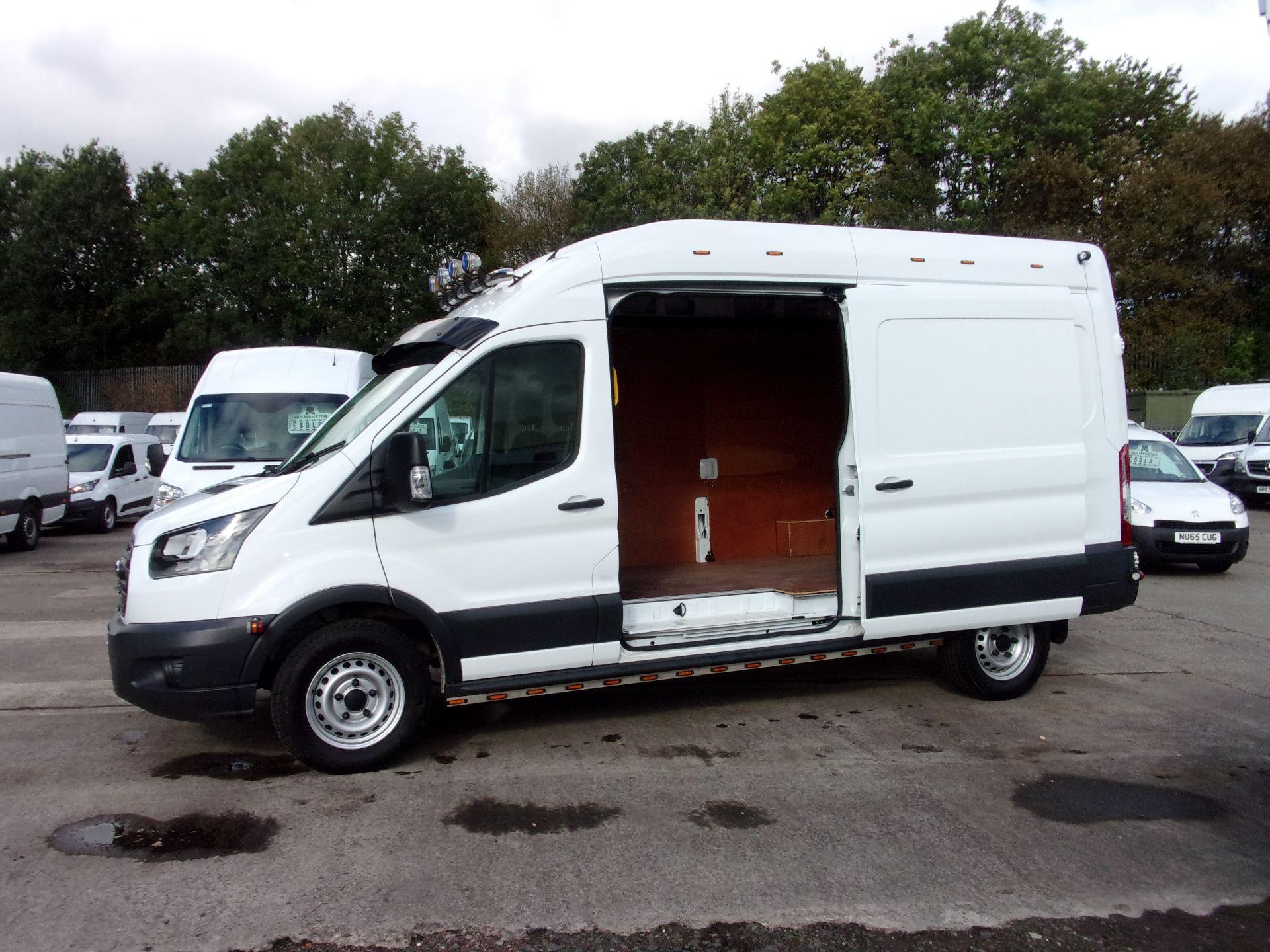 2017 Ford Transit 350 L3 H3 130PS VAN EURO 6 (FP67JDF) Image 21