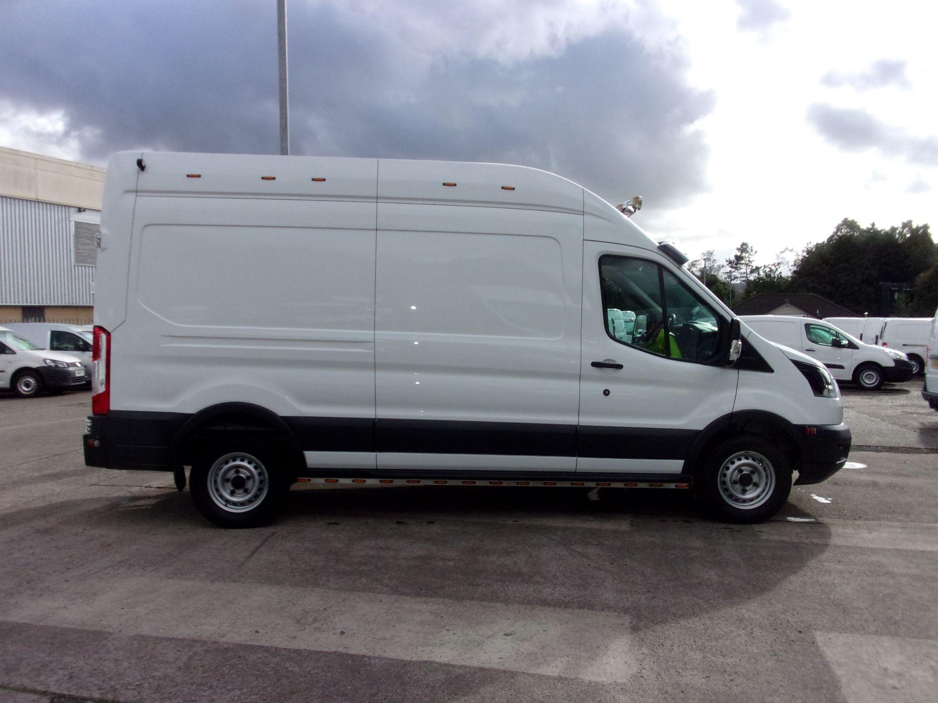 2017 Ford Transit 350 L3 H3 130PS VAN EURO 6 (FP67JDF) Image 8