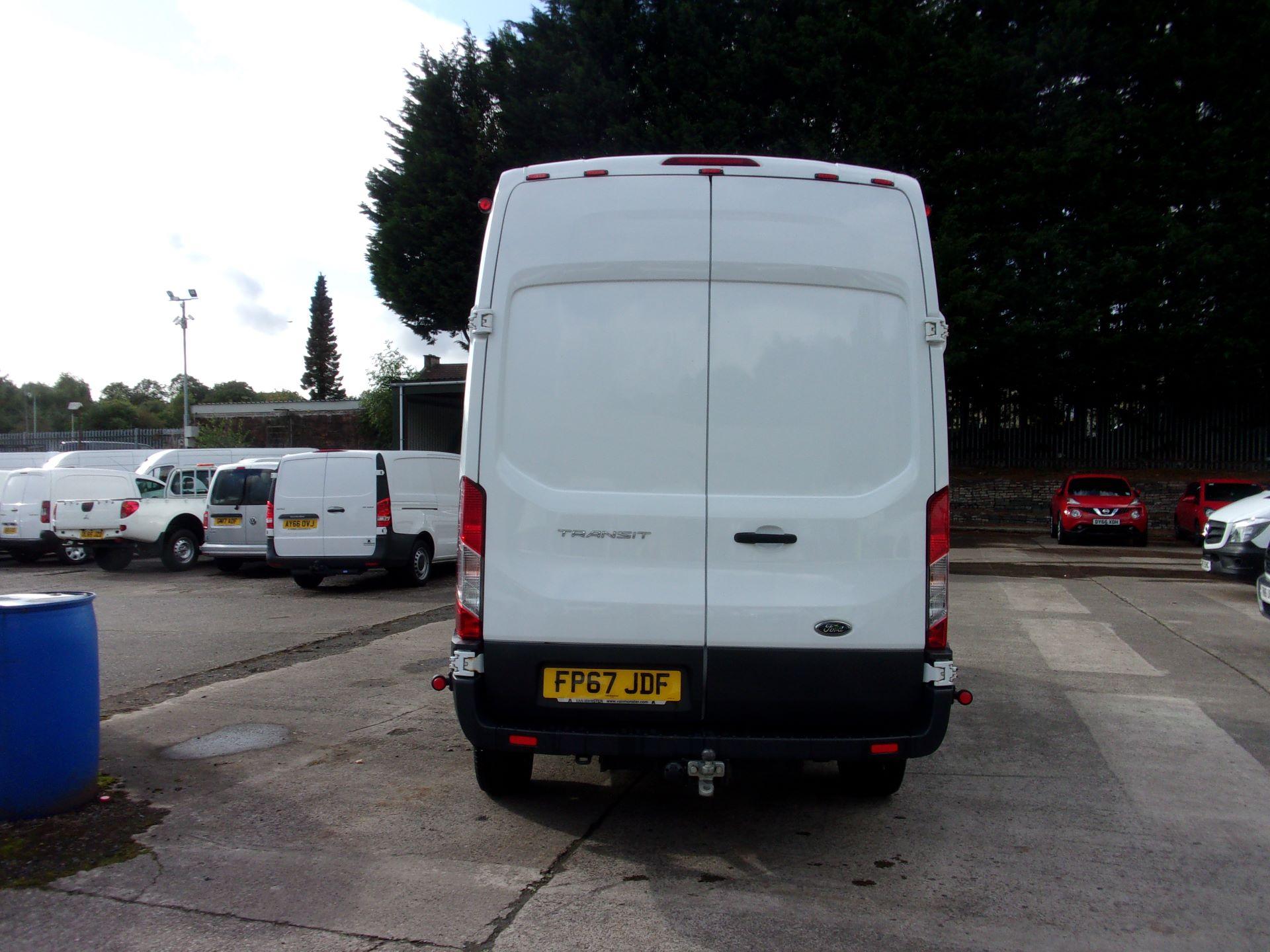 2017 Ford Transit 350 L3 H3 130PS VAN EURO 6 (FP67JDF) Image 10