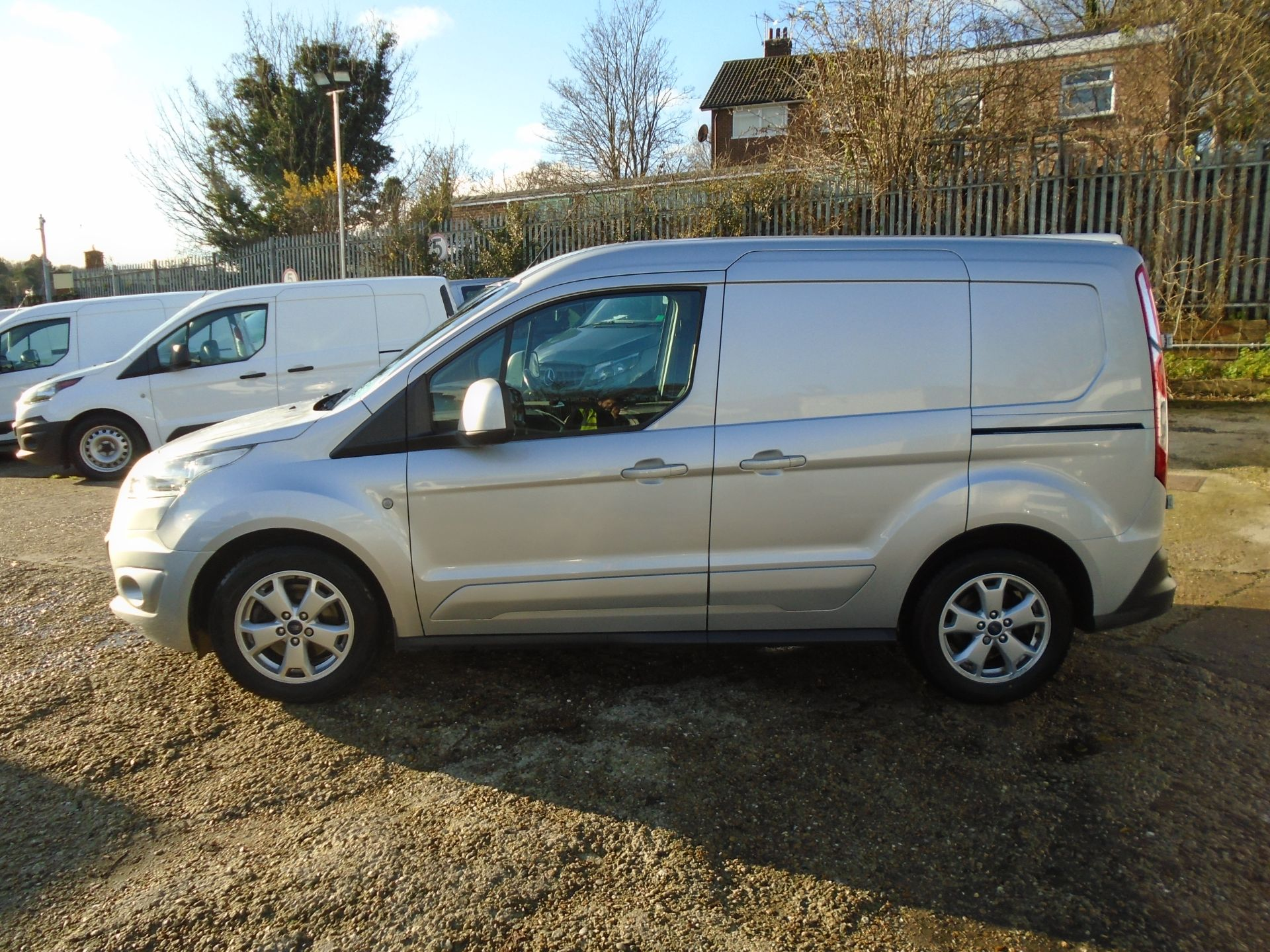 2017 Ford Transit Connect 1.5 Tdci 120Ps Limited Van EURO 6 (FP67JHK) Image 7