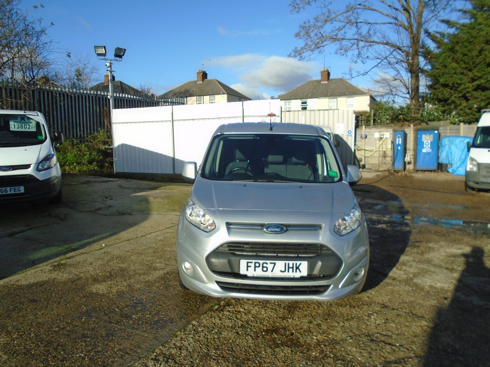 2017 Ford Transit Connect 1.5 Tdci 120Ps Limited Van EURO 6 (FP67JHK) Image 2