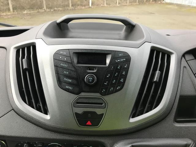2017 Ford Transit L3 H3 VAN 130PS EURO 6 (FP67JJX) Image 20