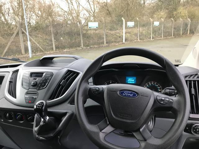 2017 Ford Transit L3 H3 VAN 130PS EURO 6 (FP67JJX) Image 18